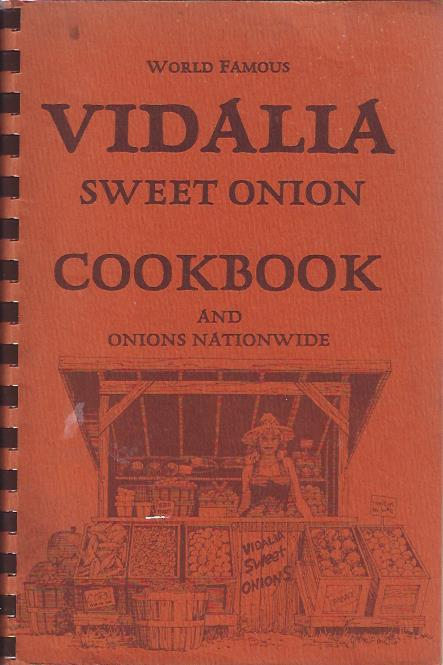 Image for World Famous Vidalia Onion Cookbook and Onions Nationwide