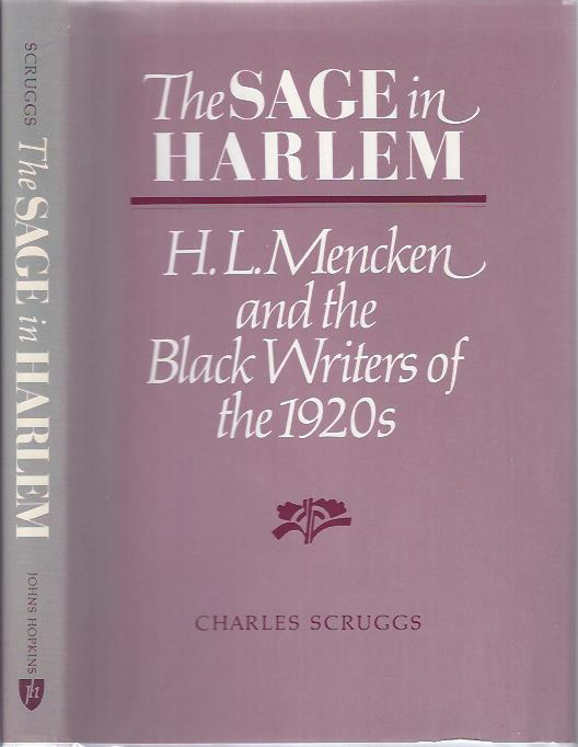 Image for The Sage in Harlem/ H. L. Mencken and the Black Writers of the 1920's