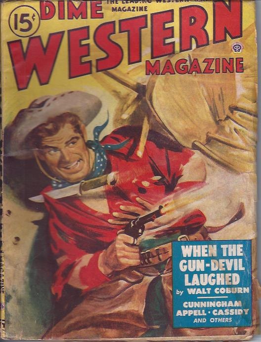 Image for Dime Western Magazine, May 1949