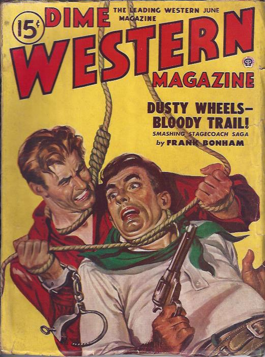 Image for Dime Western Magazine, June, 1949