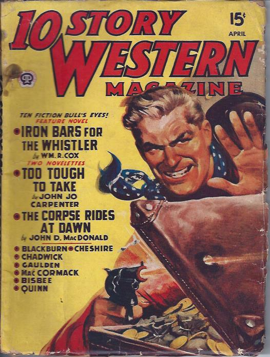 Image for 10 Story Western Magazine, April, 1948