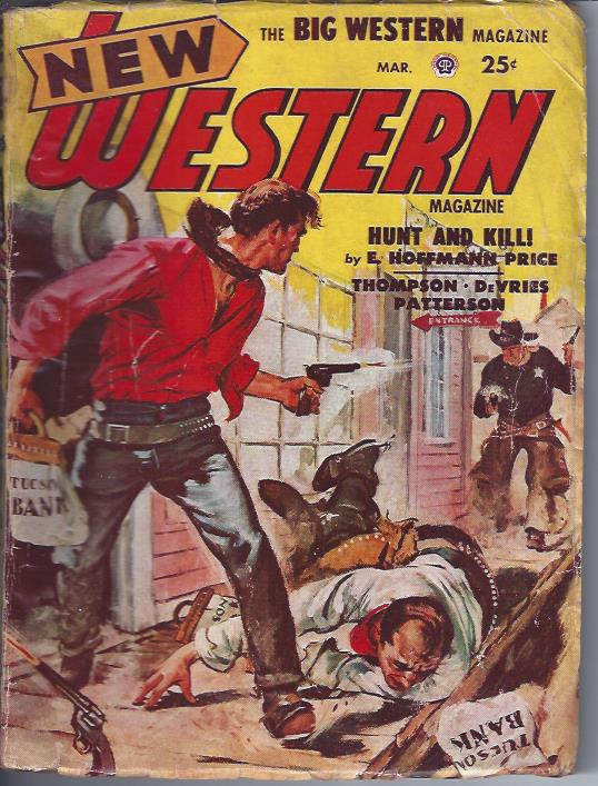 Image for New Western, March, 1949