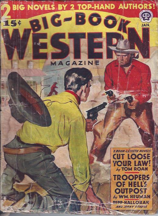Image for Big-Book Western Magazine, January, 1946