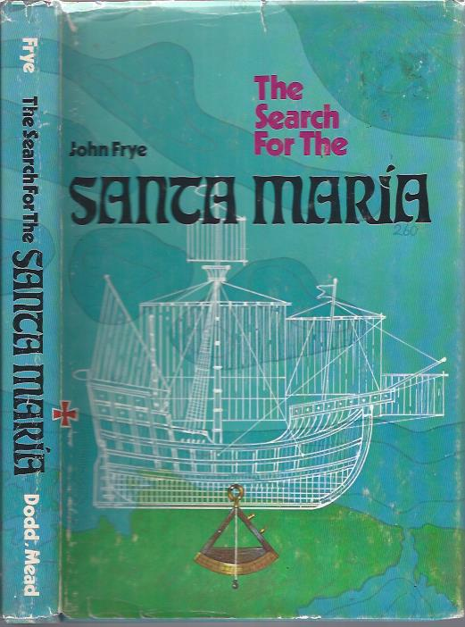 Image for The Search for the Santa Maria