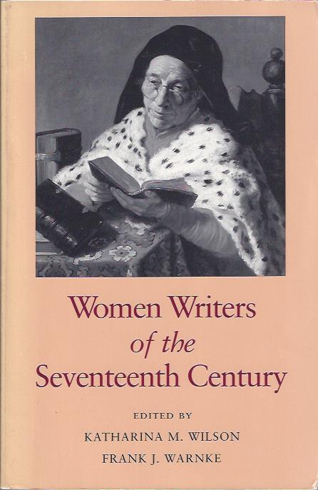 Image for Women Writers of the Seventeenth Century