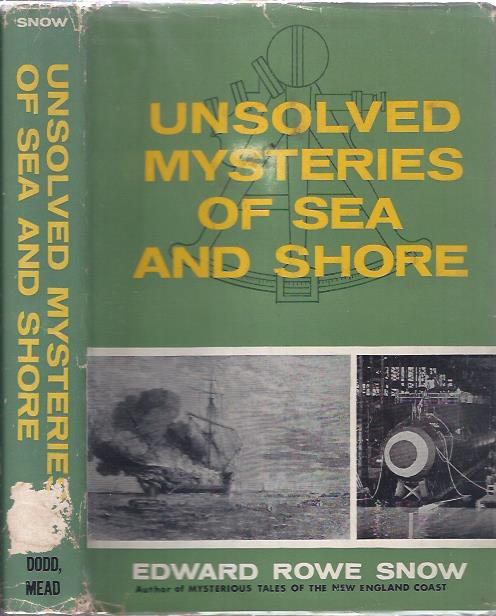 Image for Unsolved Mysteries of Sea and Shore