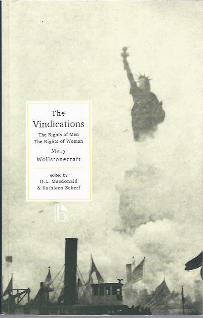 Image for The Vindications: The Rights of Men, The Rights of Women