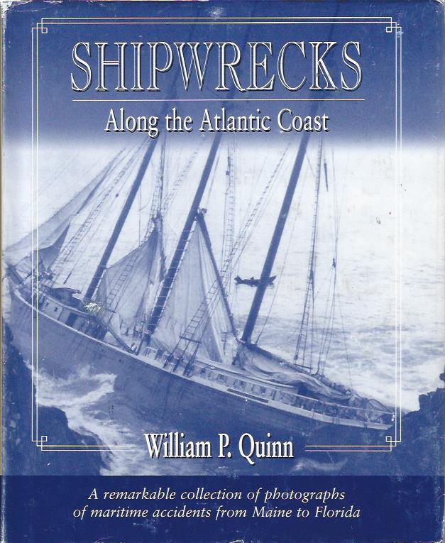 Image for Shipwrecks along the Atlantic Coast