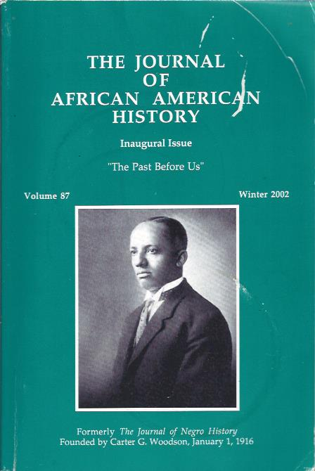Image for The Journal of African American History, Winter 2002