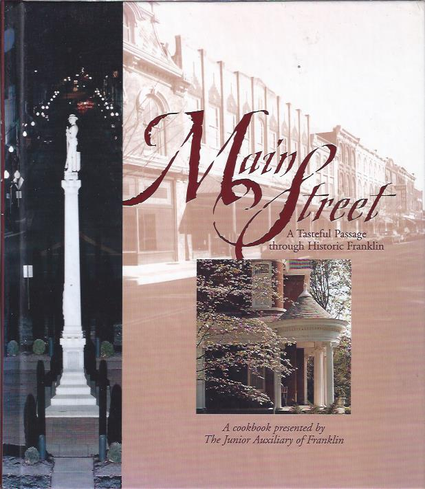 Image for Main Street: A Tasteful Passage through Historic Franklin