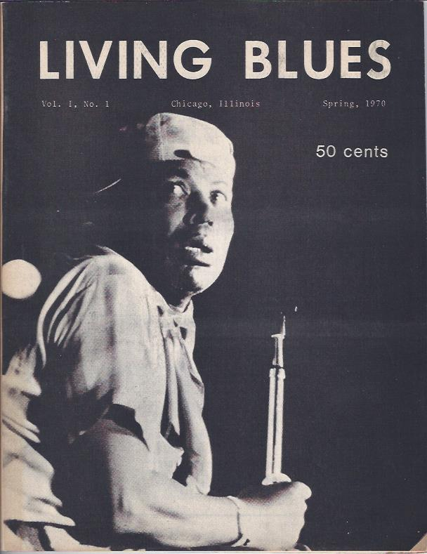 Image for Living Blues, Spring, 1970