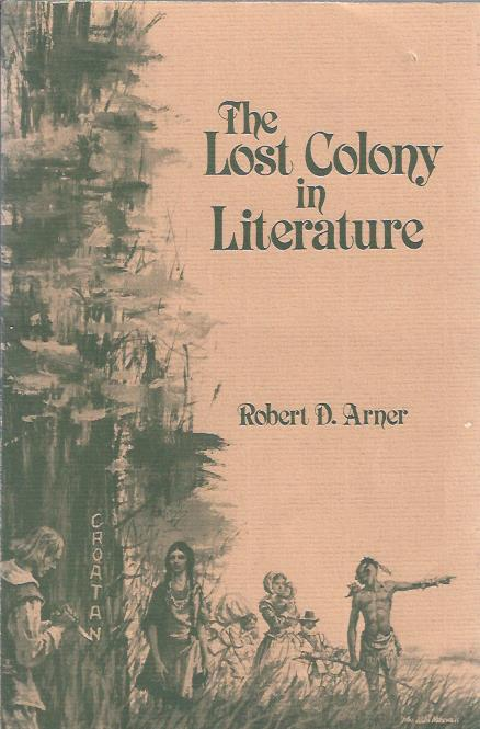 Image for The Lost Colony in Literature