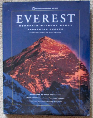 Image for Everest: Mountain without Mercy