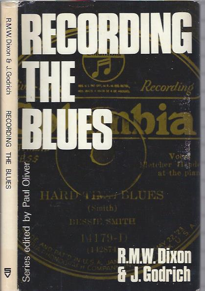 Image for Recording the Blues