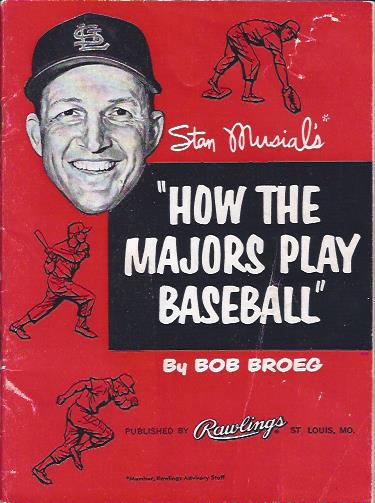 "Image for Stan Musial's ""How the Majors Play Baseball"""