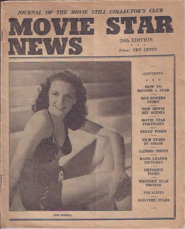 Image for Movie Star News