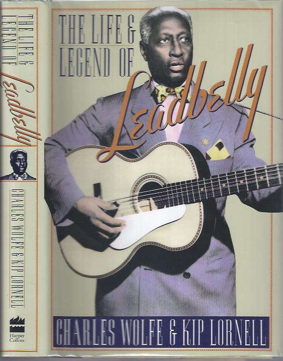Image for The Life and Legend of Leadbelly