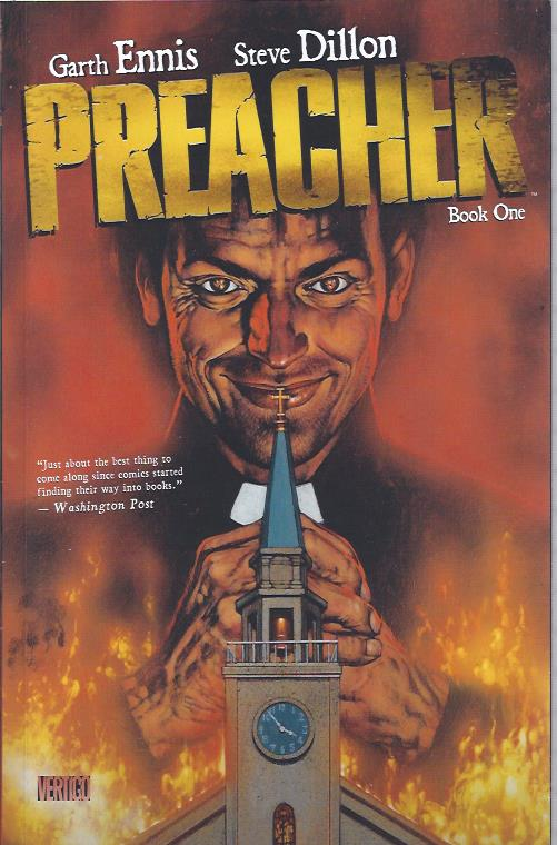 Image for Preacher, Book One