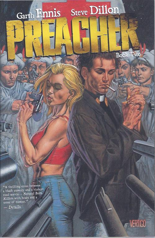 Image for Preacher, Book Two