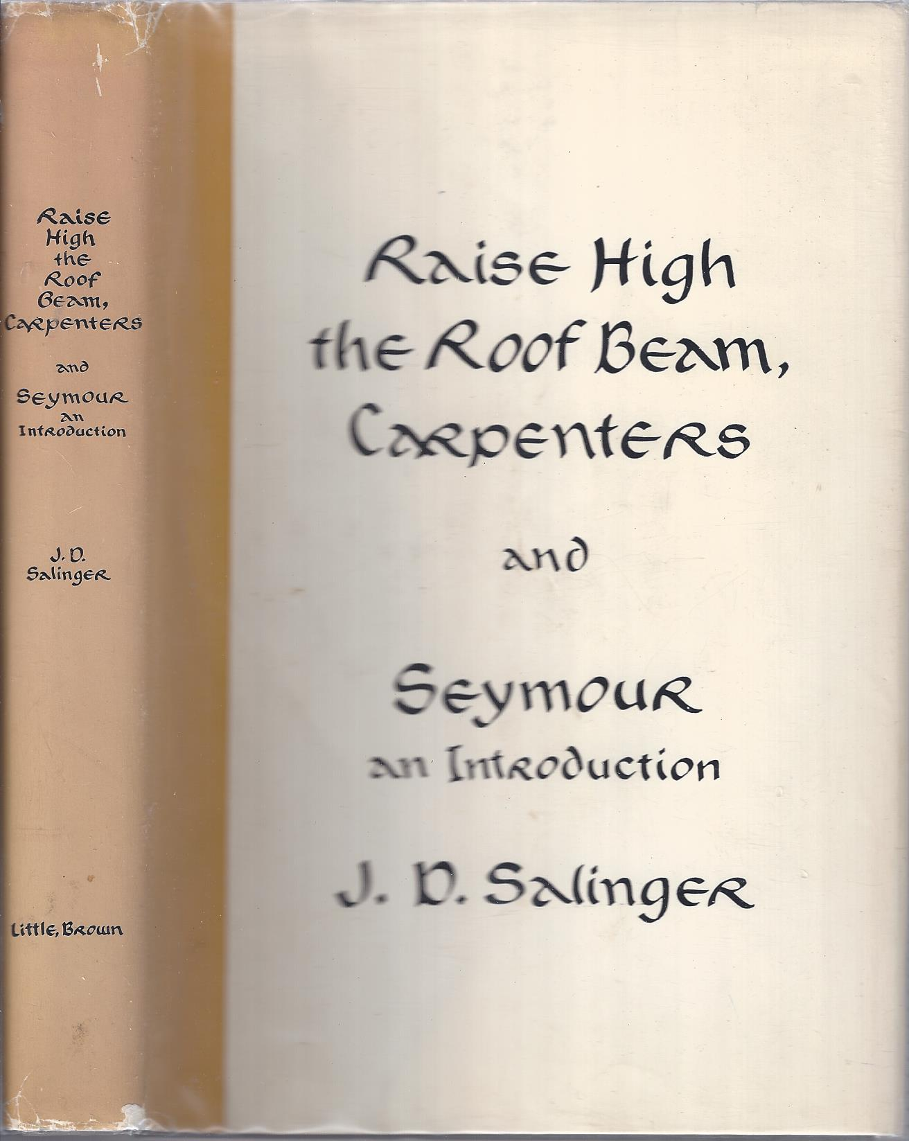 Image for Raise High the Roofbeam, Carpenters and Seymour, An Introduction