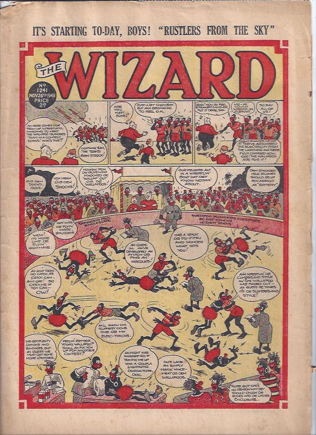 Image for The Wizard, November 26, 1949