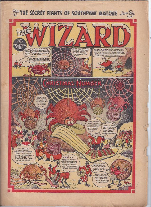Image for The Wizard, December 3, 1949