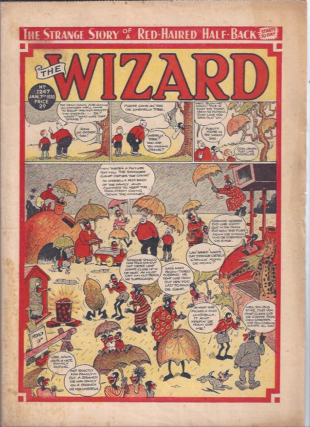 Image for The Wizard, January 7, 1950