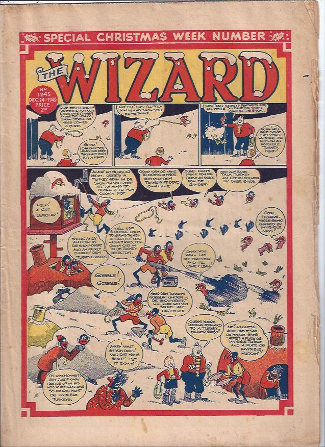 Image for The Wizard, December 24, 1949