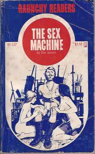 Image for The Sex Machine