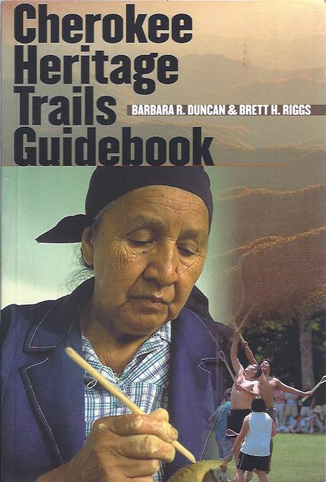 Image for Cherokee Heritage Trails Guide
