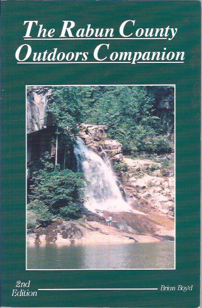 Image for The Rabun County Outdoors Companion