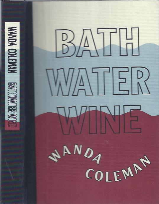 Image for Bath Water Wine