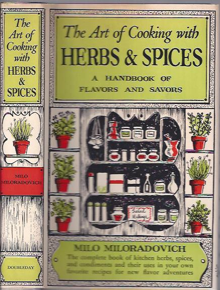 Image for The Art of Cooking with Herbs and Spices
