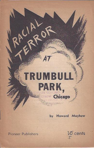 Image for Racial Terror at Trumbull Park, Chicago