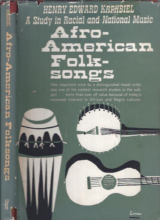 Image for Afro-American Folk-Songs