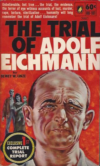 Image for The Trial of Adolf Eichmann