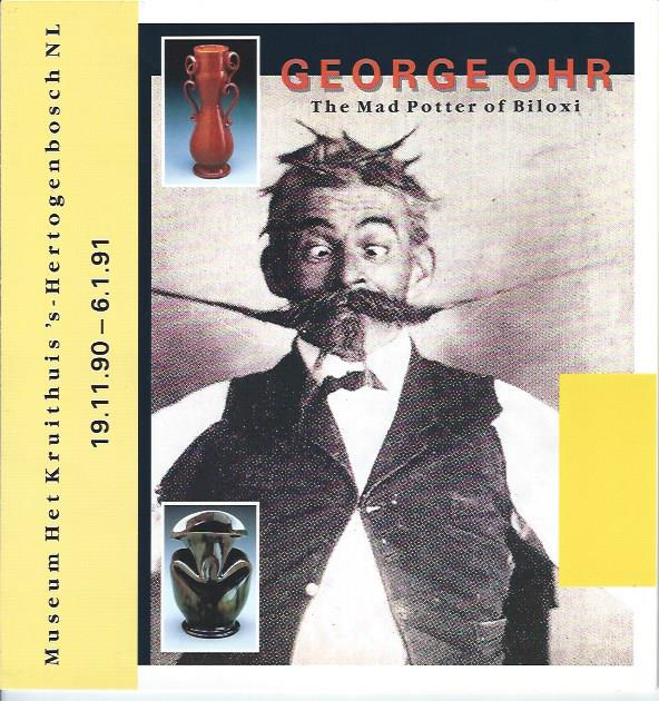 Image for George Ohr: The Mad Potter of Biloxi