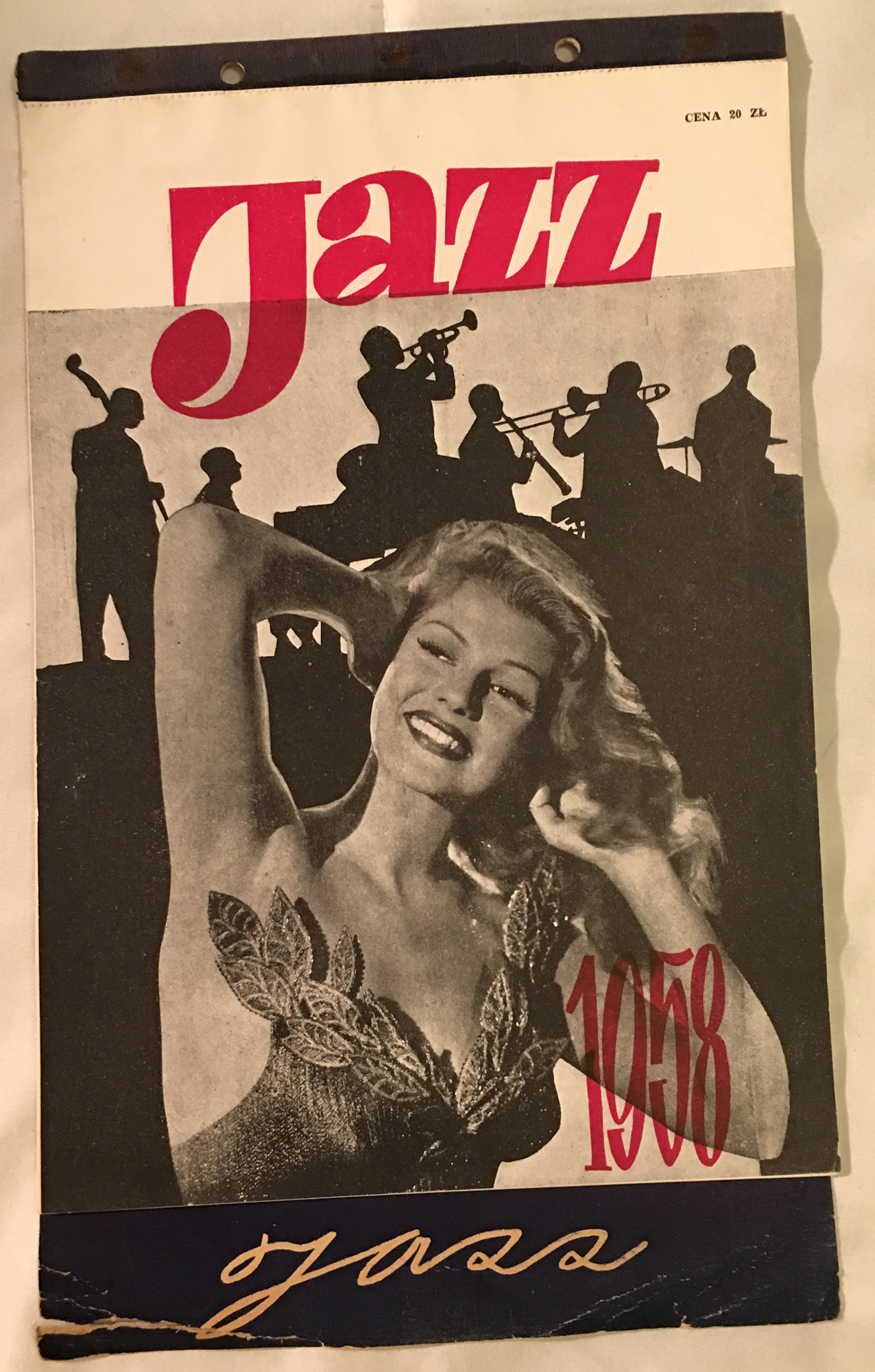 Image for Jazz 1958