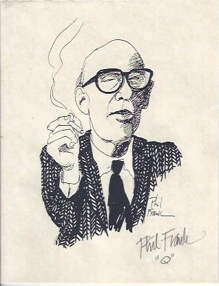 Image for Phil Frank's Henry Miller Set of Note Cards