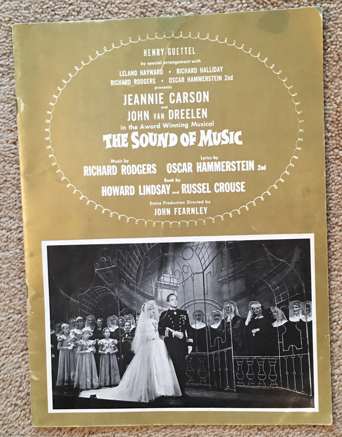 Image for The Sound of Music Program