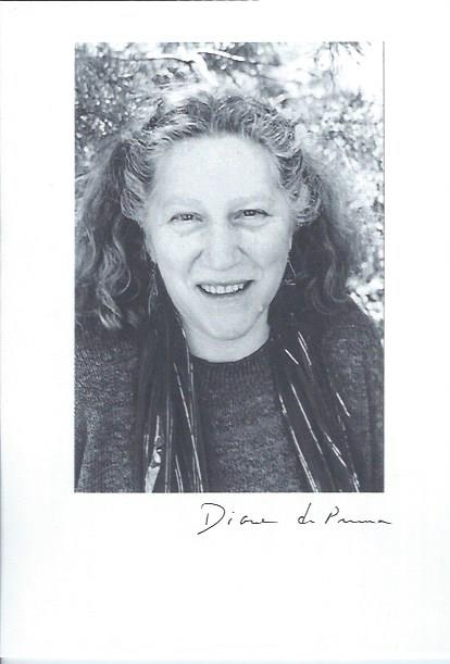 Image for Autographed Photo Signed by Diane di Prima, Poet