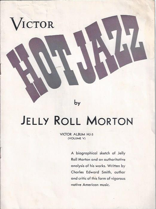 Image for The Hot Jazz of Jelly Roll Morton
