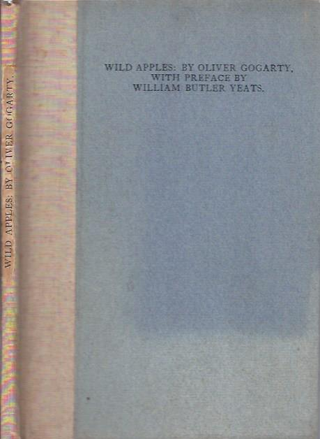 Image for Wild Apples with Preface by William Butler Yeats