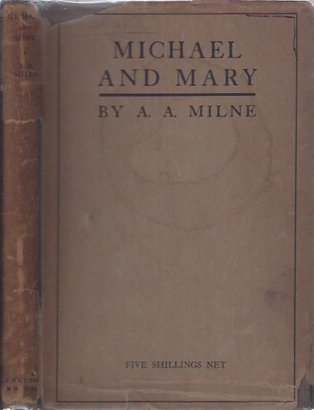 Image for Michael and Mary