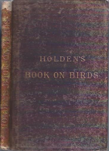 Image for Holden's Book on Birds