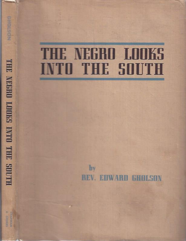 Image for The Negro Looks into the South