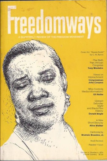 Image for Freedomways: A Quarterly Review of the Negro Freedom Movement, Fourth Quarter 1974