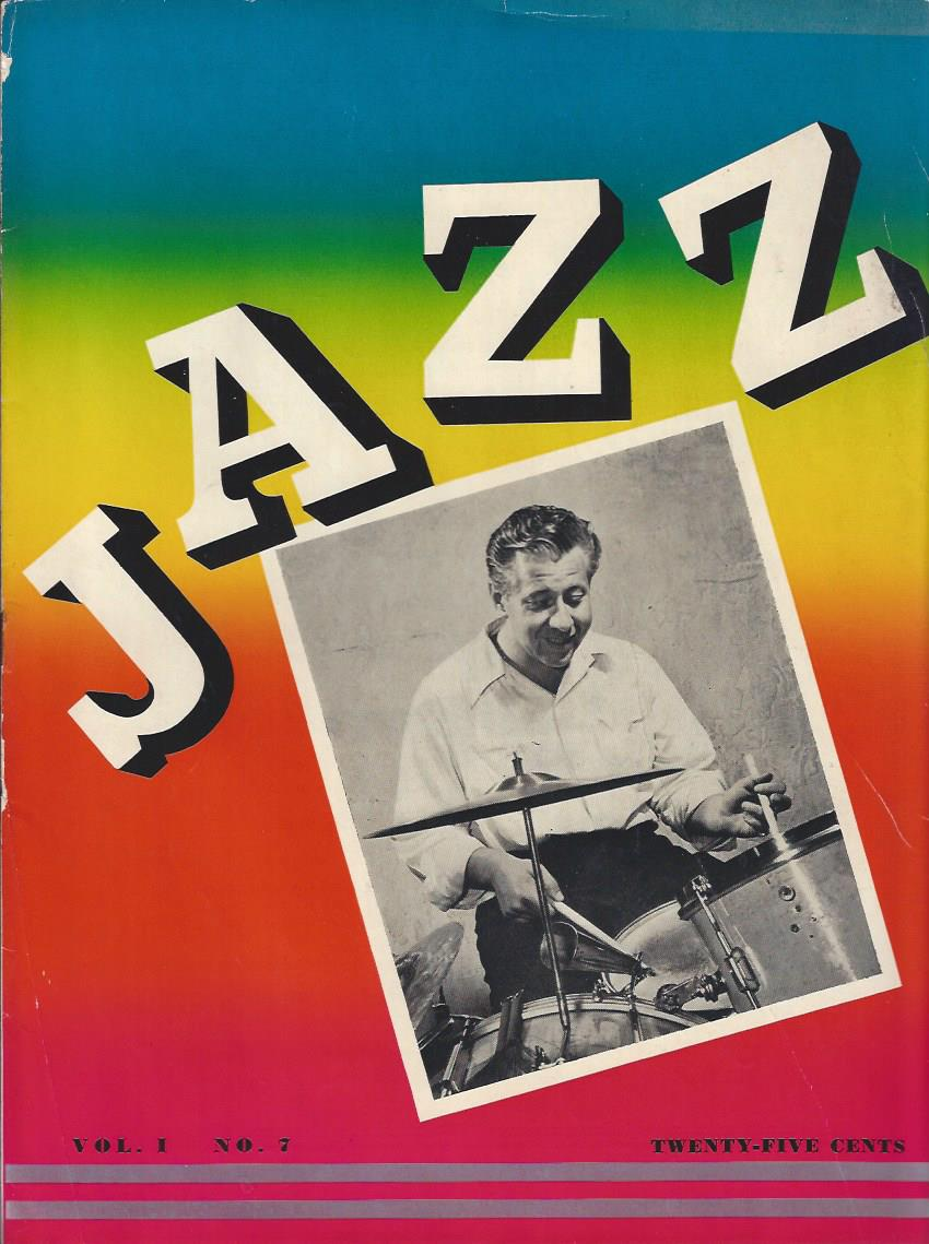 Image for Jazz, March 1943, Vol. 1 No. 7