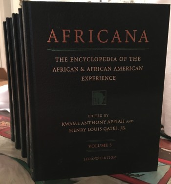 Image for Africana: The Encyclopedia of the African and African-American Experience (5 volume set, second edition)