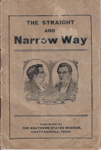 Image for The Straight and Narrow Way : Doctrines the Savior Taught